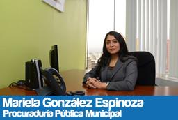 Mariela González Espinoza