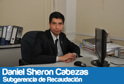 Godofredo Daniel Sheron Cabezas