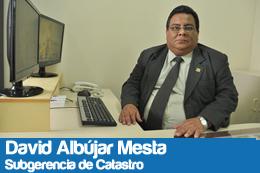 David Fernando Albújar Mesta