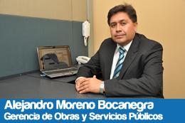 Alejandro Gilbert Moreno Bocanegra