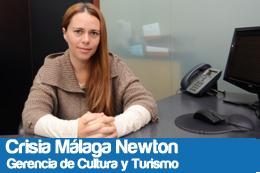 Crisia Málaga Newton