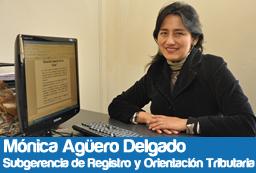 Mónica Yeny Agüero Delgado