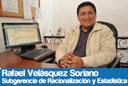 Rafael Velasquez Soriano
