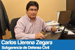 Carlos Alberto Llerena Zegarra
