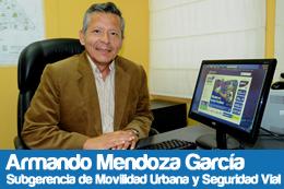Armando Mendoza Garcia
