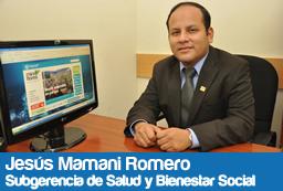 Jesús Ángel Mamani Romero