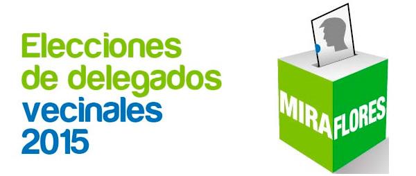 Elecciones vecinales 2015