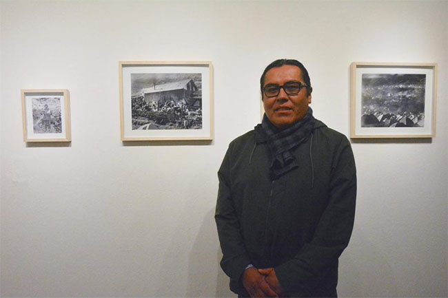 """Exposición """"Puriq Masiy"""" de Jero Gonzales @ Sala Siete Setenta del Centro Cultural Ricardo Palma"""