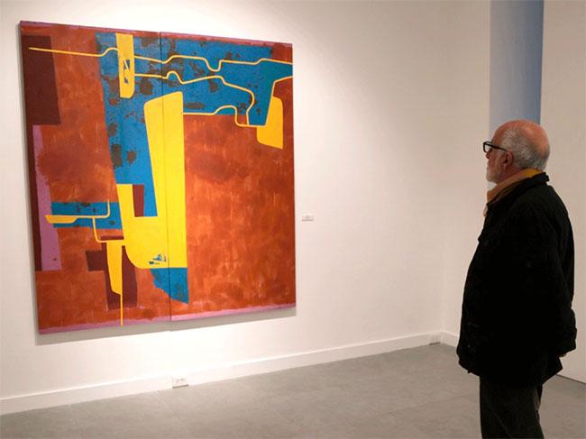 """Exposición """"Bahía de Lima"""" de Ricardo Wiesse @ Sala Luis Miró Quesada Garland"""