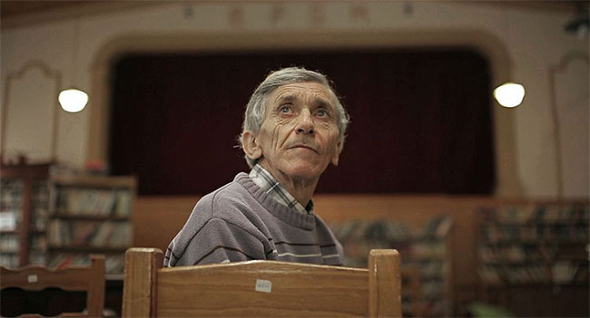 Cine: Un cine en concreto (2017) @ Auditorio Julio Ramón Ribeyro del Centro Cultural Ricardo Palma