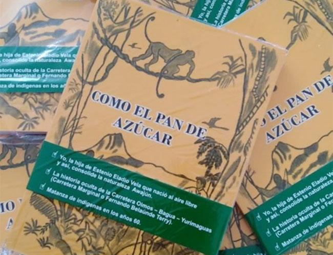"""Presentación de libro """"Como el pan de azúcar"""" de Aurora Vela @ Biblioteca Ricardo Palma, 2do piso"""