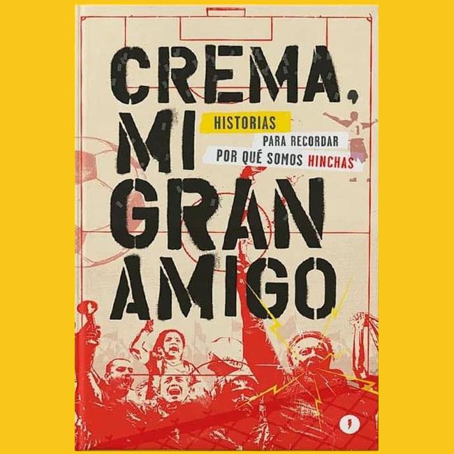 Presentación de libro: Crema, mi gran amigo @ Biblioteca Ricardo Palma, 2do piso