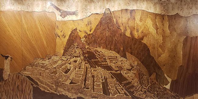 """Exposición """"La piel de los árboles"""" de Johannes Stöger @ Sala Raúl Porras Barrenechea del Centro Cultural Ricardo Palma"""