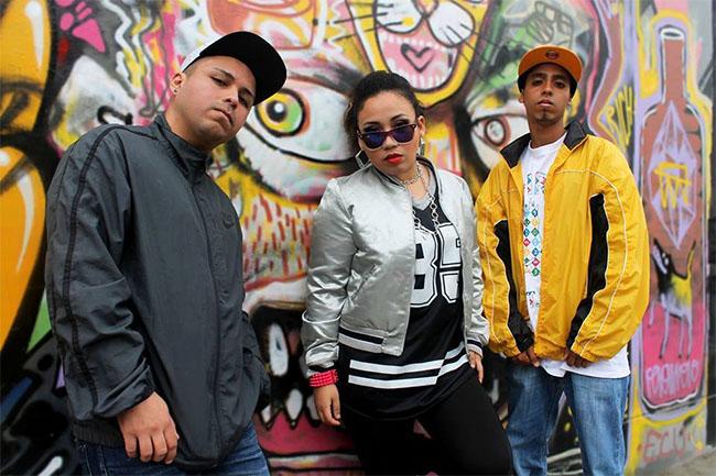 Concierto de Rap - La Prinz y Tony Ragga @ Anfiteatro Chabuca Granda