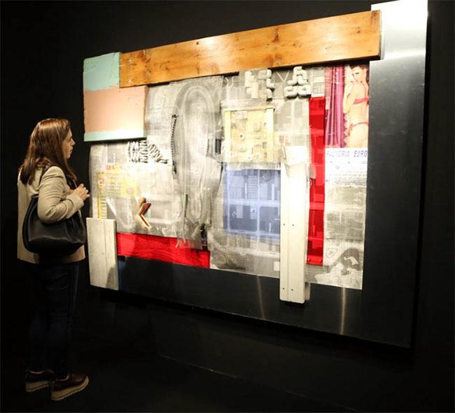 "Inauguración - Exposición ""Memoria Escindida"" muestra colectiva curada por Luisa Fernanda @ Sala Raúl Porras Barrenechea del Centro Cultural Ricardo Palma"