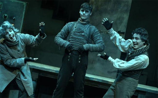 Frankenstein @ Auditorio Julio Ramón Ribeyro del Centro Cultural Ricardo Palma