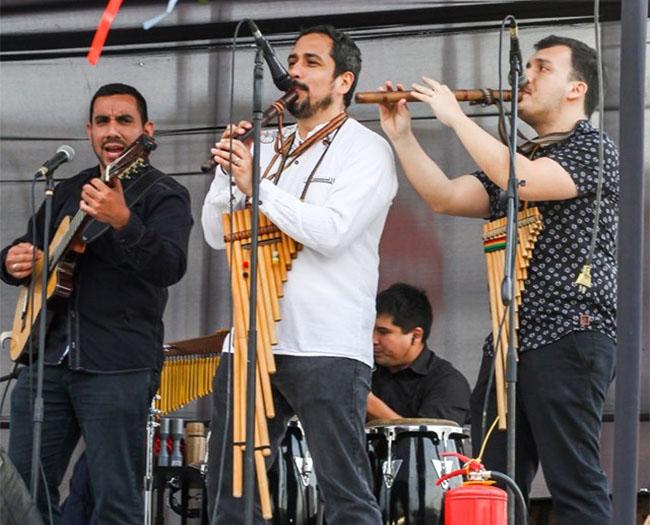 Vitrina Cultural @ Anfiteatro Chabuca Granda