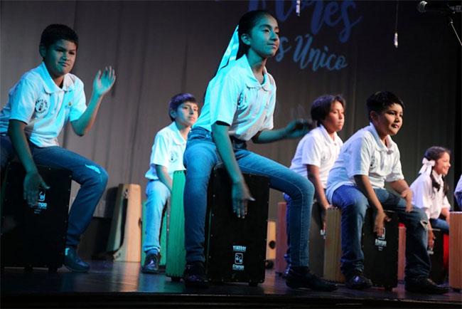 Convocatoria 2020: Ensamble de Percusión Miraflores @ Centro Comunal Santa Cruz