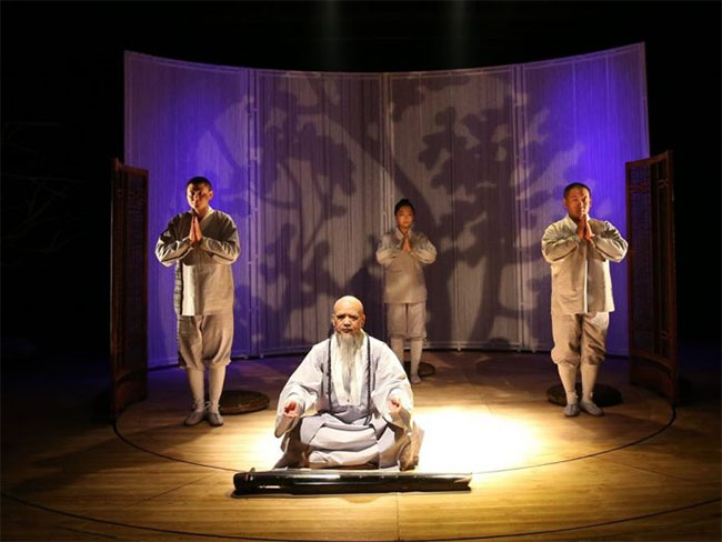 Teatro: Tres Monjes @ Auditorio Julio Ramón Ribeyro del C.C. Ricardo Palma