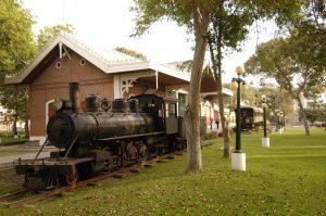Parque Reducto N°2 @ Palacio Municipal de Miraflores