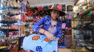 Artesanía en el Mercado Itinerante de Miraflores @ Mercado Itinerante de Miraflores