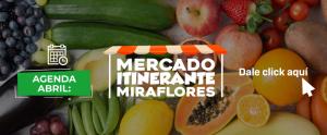 Mercado Itinerante @ Ver direcciones del flyer