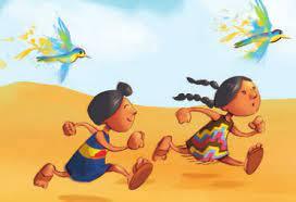 """Cuentacuentos: """"La leyenda de los colibríes de Nazca"""" de María Claire Jeanneau y Paola Poli @ Facebook Live – Cultura Miraflores"""