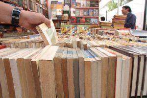 Inauguración de la Feria del Libro de Miraflores @ Parque Kennedy