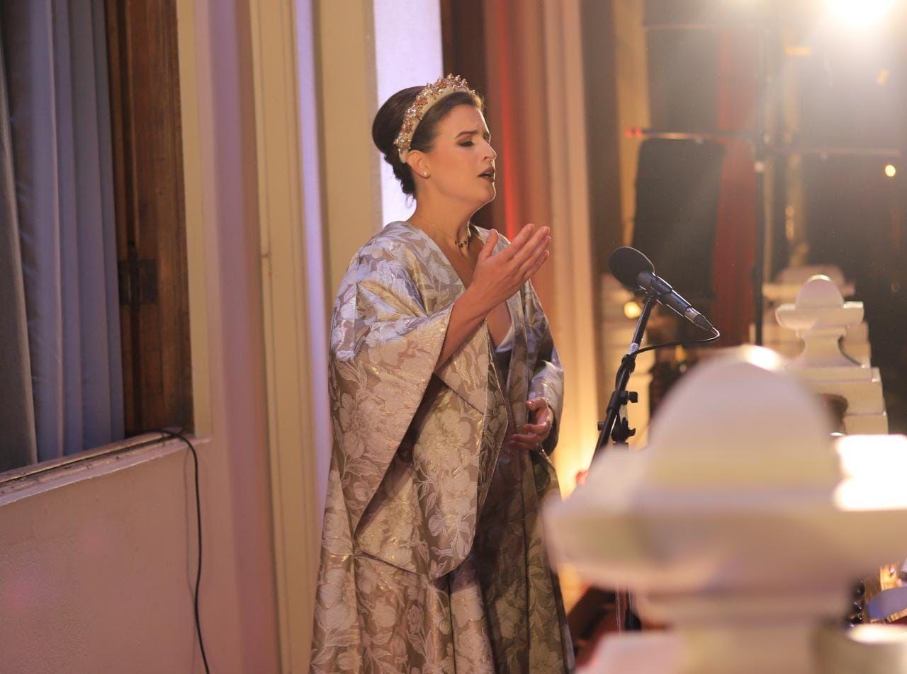 Gala sinfónica por la soprano Camila Salazar y la Orquesta Sinfónica de Miraflores @ Atrio de la Parroquia Virgen Milagrosa