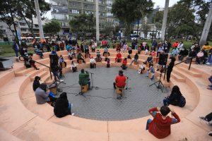Tarde Afroperuana con el Ensamble de Percusión de Miraflores @ Anfiteatro Chabuca Granda